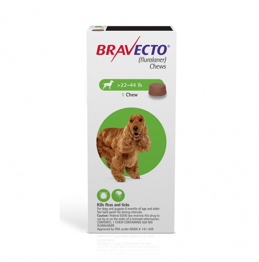 Bravecto Cão 10-20kg