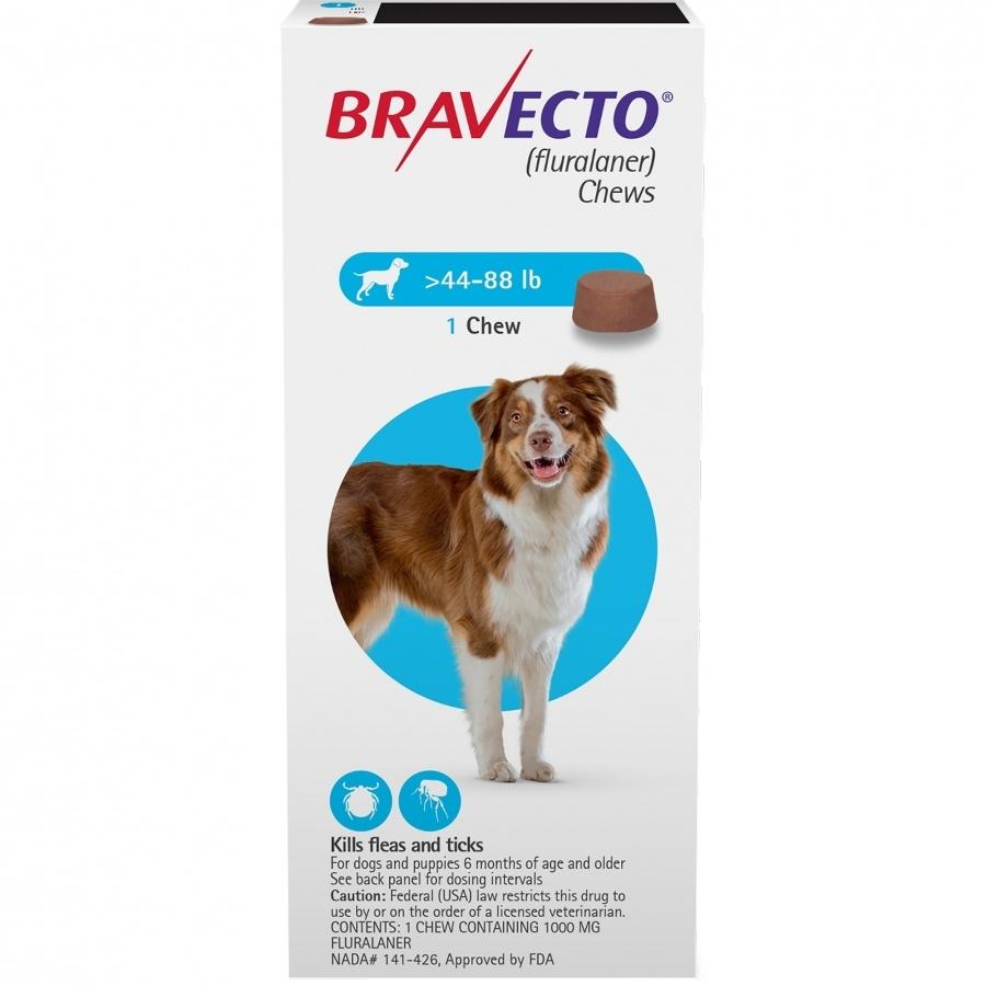 Bravecto Cão 20-40kg