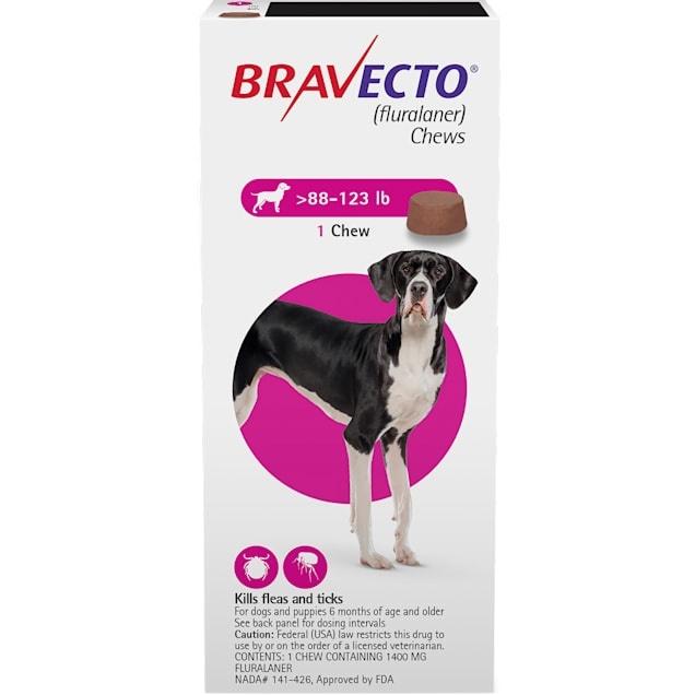 Bravecto Cão 40-56kg