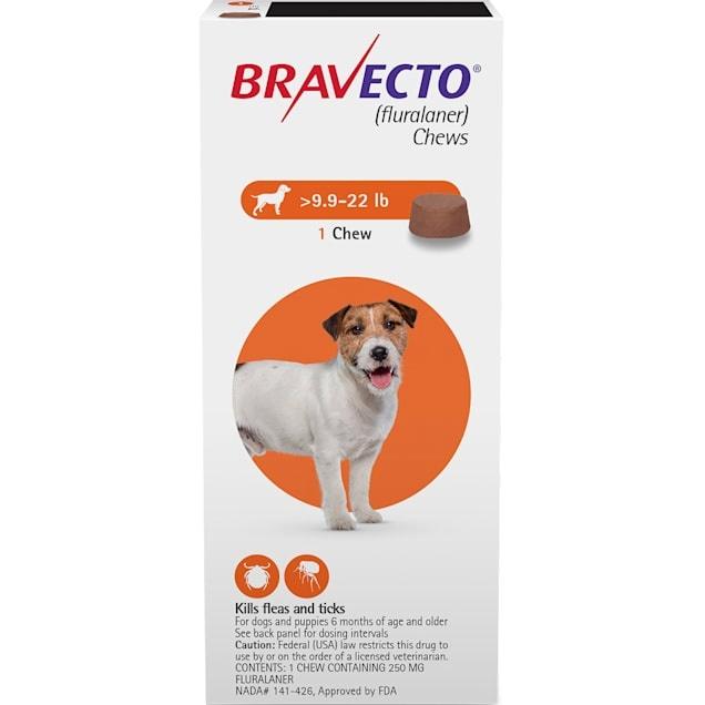 Bravecto Cão 4.5-10kg