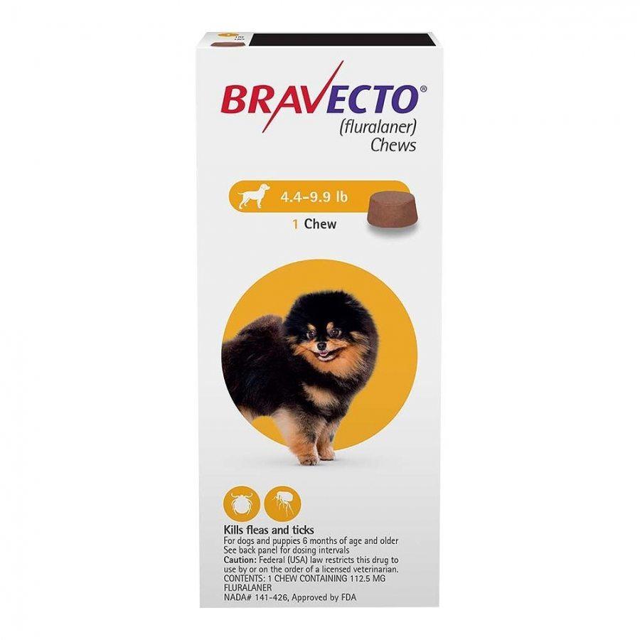 Bravecto Cão 2-4.5kg